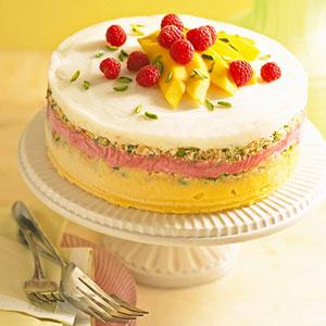 Sorbet Torte