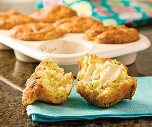 Savory Squash Muffins