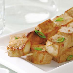 Indonesian Tofu Sates