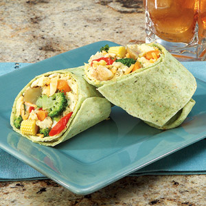 Birds Eye® Asian Vegetable & Chicken Wrap