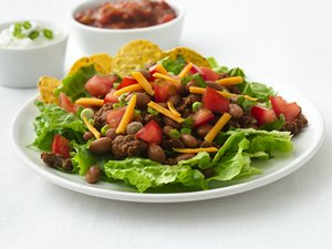 """Healthified"" Taco Salad"