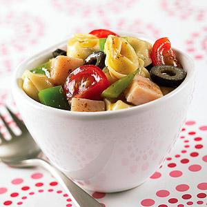 Chicken and Tortellini Salad
