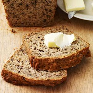 Banana-Walnut Bread