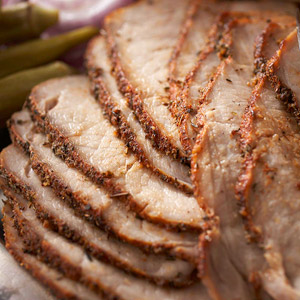 Cajun Spice-Rubbed Pork Loin Roast