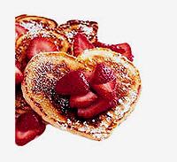Heart-Healthy Flapjacks