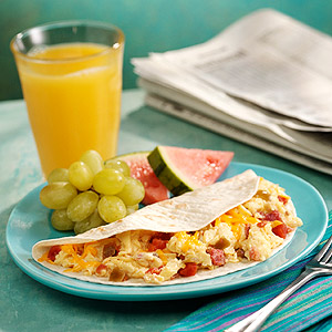 Ranchero Scrambled Eggs