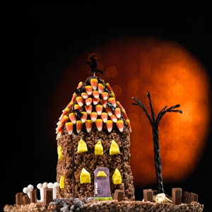 Kellogg's® Rice Krispies Treats® Haunted House