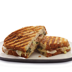 Tuna-and-Gruyere Panino