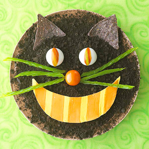 Scaredy-Cat Ice Cream Cake