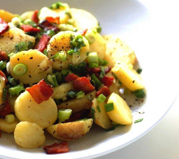 Potato Salad With Horseradish Recipe