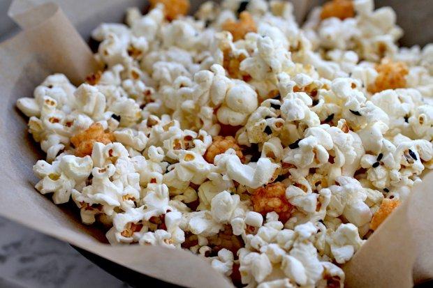 Furikake Popcorn Recipe