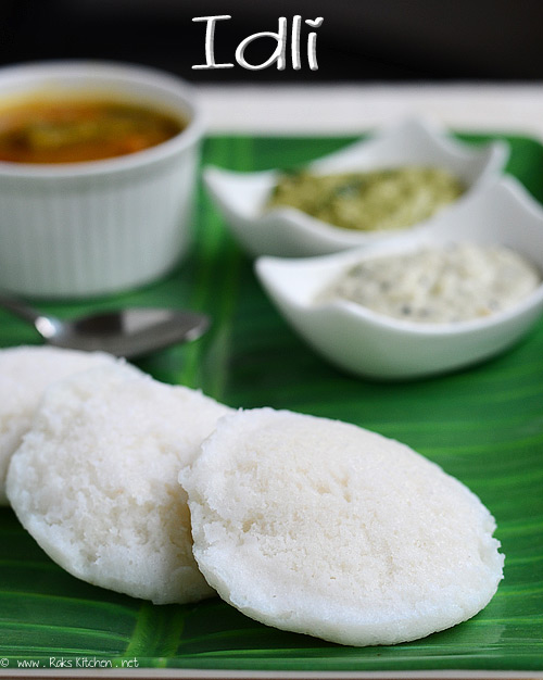 Idli Recipe - How To Make Idli Dosa Batter