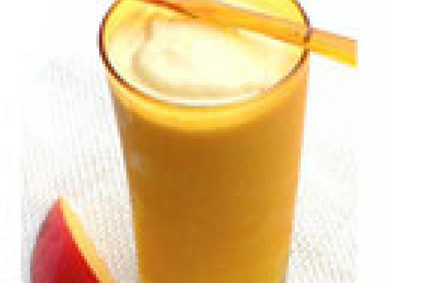 Plaisir Mango Shake