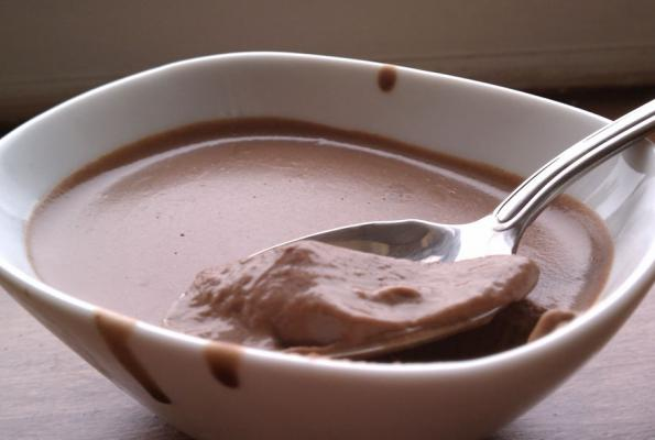 For the Mousse Lovers... Mocha Faux de Crème