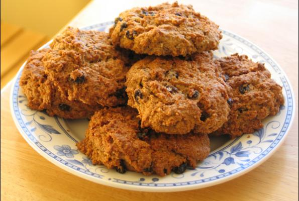 Phil's Berry Oat Cookies