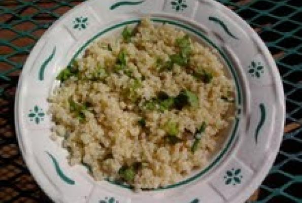 Herb Garden Quinoa
