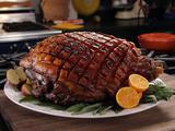 Sarsaparilla Basted Ham