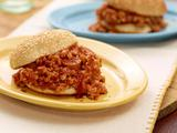 Sloppy Joe Di Maggios - Serves a whole team of 9 little leaguers!