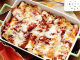 Chicken and Chorizo Spanish Enchiladas