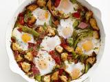 Western Skillet Eggs