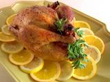 Garlic and Citrus Chicken