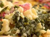 Kale and Cauliflower Casserole