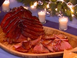 Dijon Maple Glazed Spiral Ham