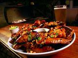 Vietnamese Lime Chicken Wings