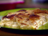 Sage Potatoes Au Gratin