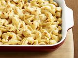 Three-Cheese Macaroni