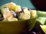 Quick and Creamy Fruit Salad