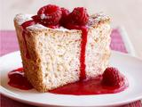 Ginger Angel Food Cake