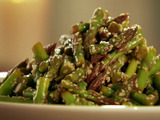 Asparagus Spears with Sesame