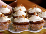 Five Spice Pineapple Carrot Cupcakes