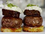Meatball Truffle Burger