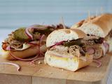 Slow Cooked Cuban Sandwich