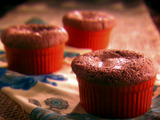 Easy Mexican Chocolate Souffle