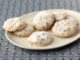 Polvorones: Ground Walnut Cookies