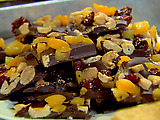 French Chocolate Bark