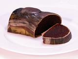 Dark Chocolate Log Roll