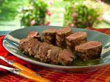Coconut Marinated Pork Tenderloin