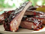 BBQ Ribs with Root Beer BBQ Sauce