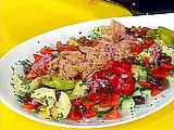 Chic Greek Salad