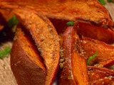 Maple Sugar Sweet Potato Fries