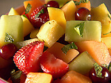 Minted Fruit Salad