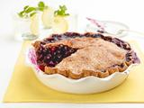 Blueberry-Lemon Pie with a Butter Crust