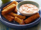 Homemade Frozen Fish Sticks