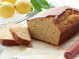 Lemony Yogurt Pound Cake
