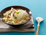 Chicken-and-Dumpling Soup