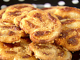 Savory Cheese Palmiers